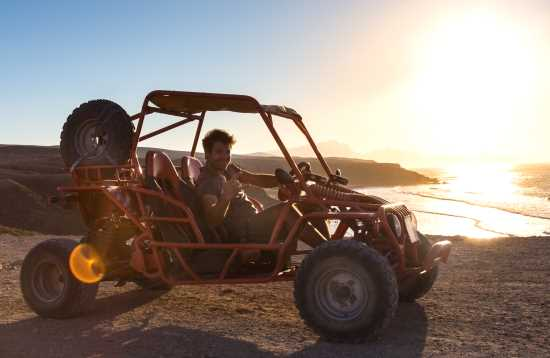 Excursion en Buggy Jandia Fuerteventura