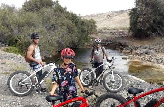 Tour en E-Bike Caleta de Fuste Fuerteventura 3 horas