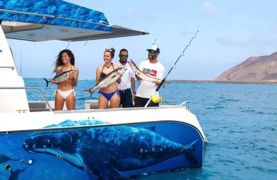 Pescar & Nadar Corralejo Fuerteventura