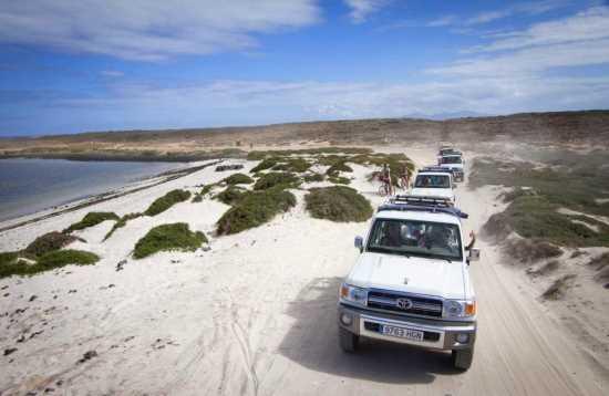 Jeep Safari Cofete en el Sur de Fuerteventura