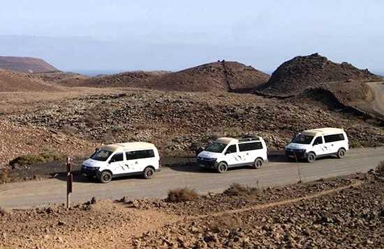 Excursión en Minibús Interior & Norte Fuerteventura
