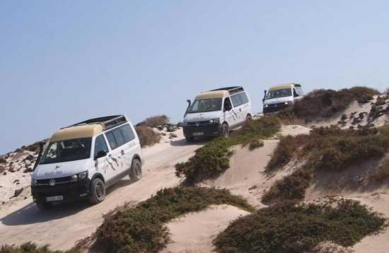 Excursión en Minibús Interior & Sur Fuerteventura