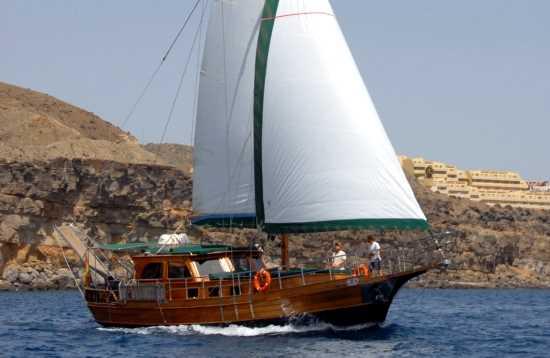 Excursión Paraíso en Velero Fuerteventura