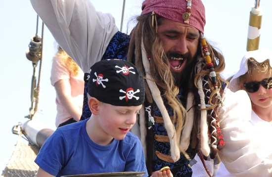 Piratas & Delfines en Jandía Fuerteventura