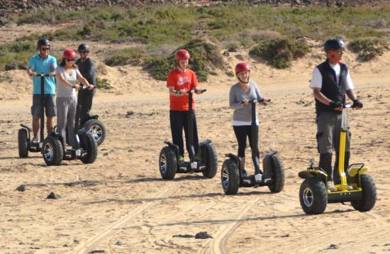 Tour en Segway Corralejo Fuerteventura