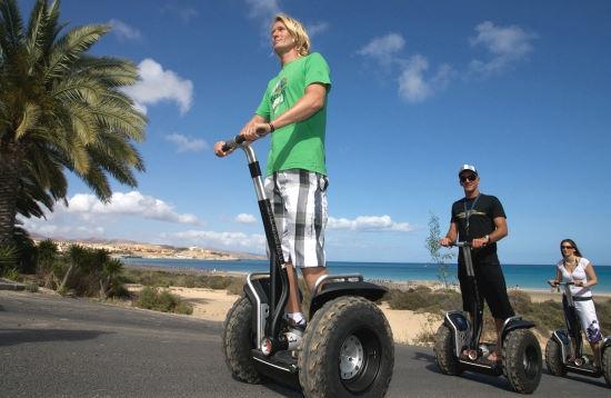 Tour en Segway en Jandía Fuerteventura
