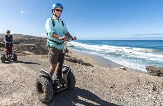Tour en Segway La Pared Fuerteventura