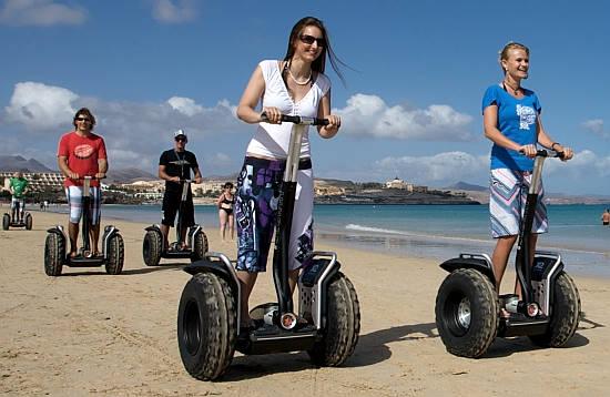 Tour en Segway Morro Jable Fuerteventura