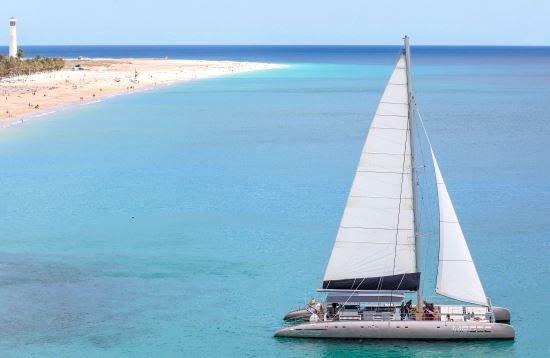 Excursión en Catamarán Select Fuerteventura