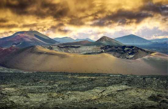 Desde Fuerteventura a los Volcanes de Lanzarote